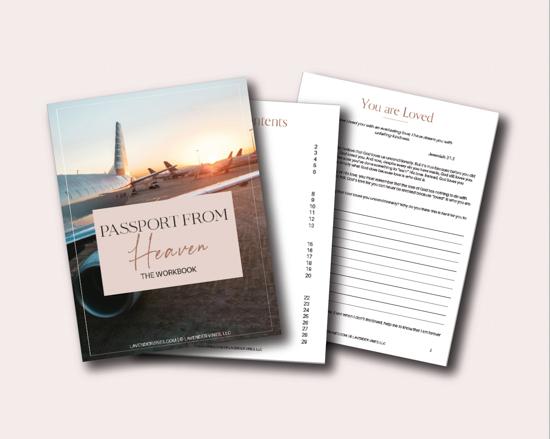 Passport from Heaven Workbook
